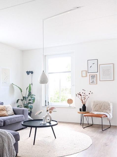 Waarom een hanglamp in de woonkamer